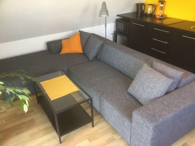 Gemütliches 1 Zimmer Apartment mit Terrasse