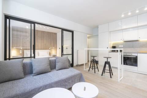 Newly renovated flat