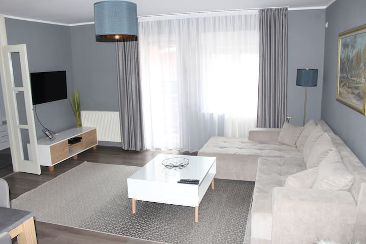 homerent 75 - two bedrooms apartment in the center