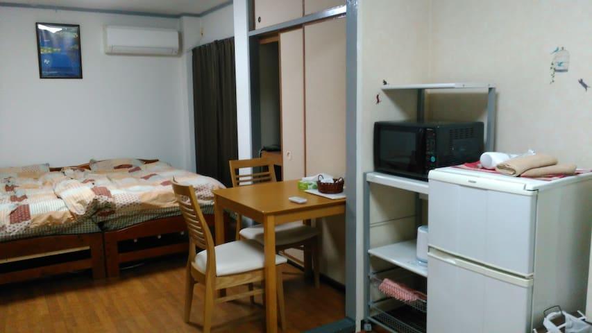 New open! Good location!1st floor! Free mobileWiFi - Miyakojima-ku, Ōsaka-shi - Apartment