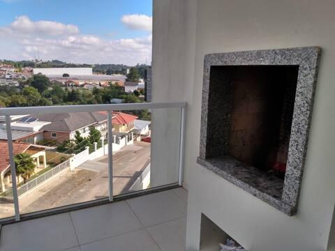 Apartamento confortável em São Bento do Sul