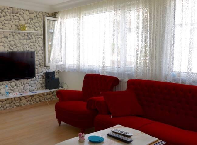 Cozy flat Bakirkoy