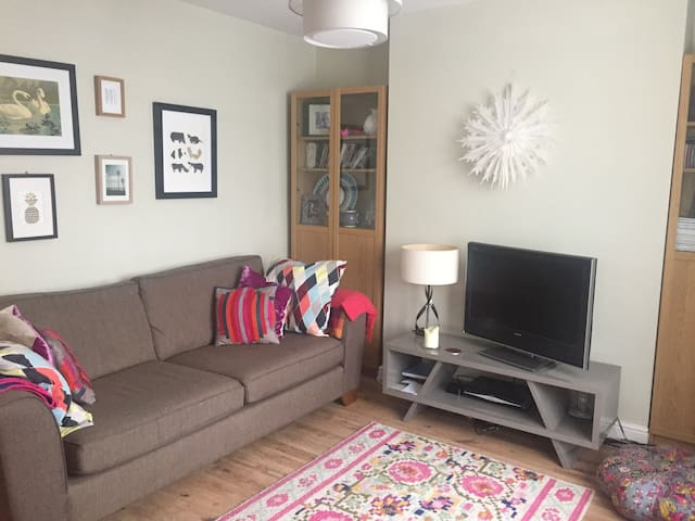 Bright and cosy house in East Oxford - Oxford - Haus