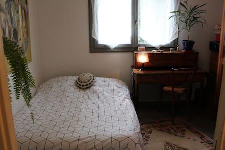 CHAMBRE  lumineuse rdc maison  - Lodève - Rumah