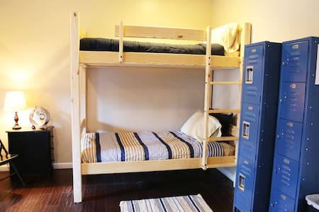 Cumberland Island Hostel - The Blue Goose - Saint Marys - Hostel