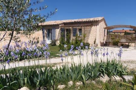 Gîte typique provençal - Mt Ventoux - Modène - Haus
