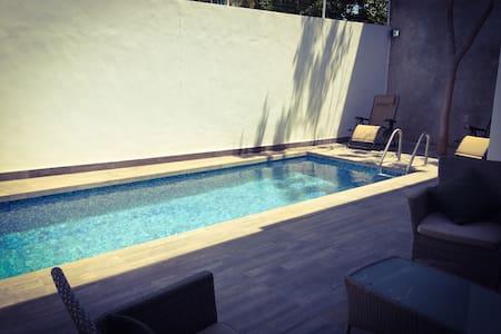 Habitación con todas las comodidades - Mérida - House