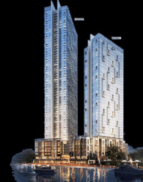 Horizon sea view/ luxury apartment /Al Reem Island