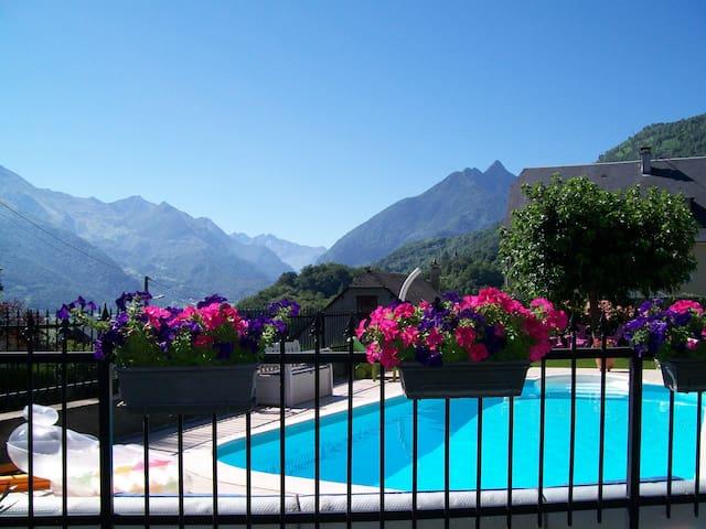Gîte cocooning avec piscine
