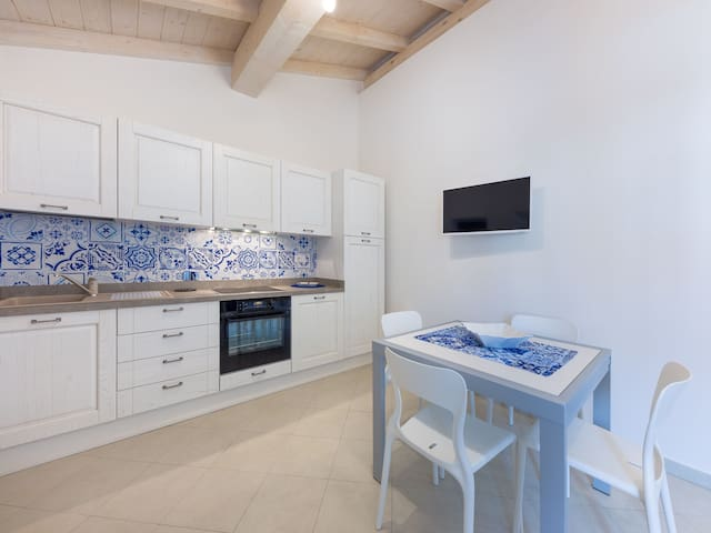Holiday apartment with maritime flair - Bilocale Scaraboci