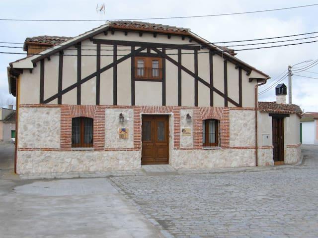 Preciosa casa rural en Segovia - Fresneda de Cuéllar - Talo