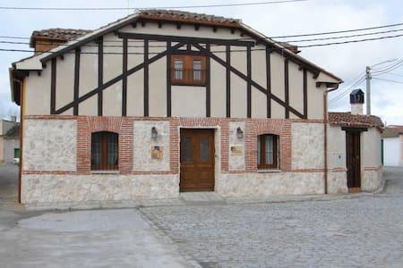Preciosa casa rural en Segovia - Fresneda de Cuéllar