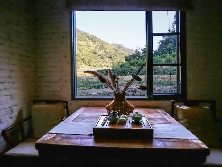土楼设计型民宿 南靖县和容庄饭店 观景大床套房