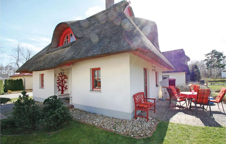 Holiday cottage with 2 bedrooms on 77 m² in Wendisch-Rietz