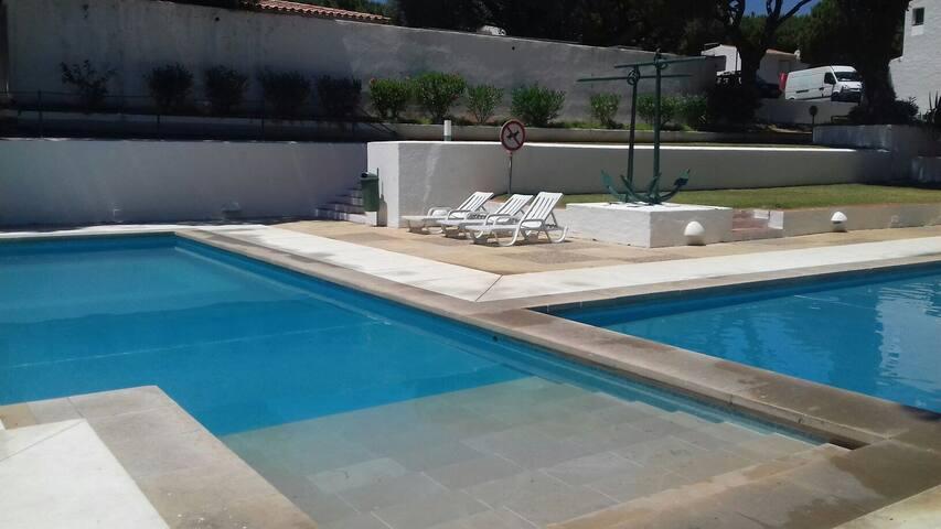 Aldeia das Açoteias-Apartamento perto das piscinas