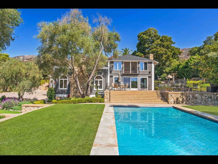 Beautiful  House in Montecito