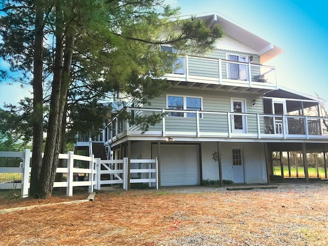 Broadkill Beach, Large 4 Bedroom, Dog Friendly