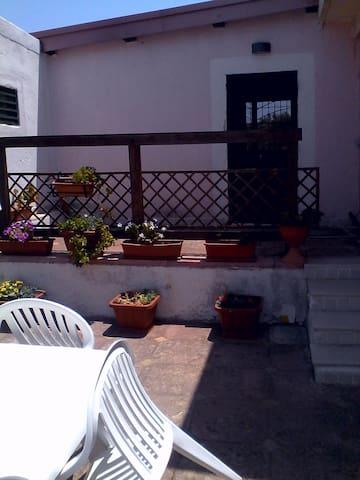 Casa vacanze blu mare verde natura - Ispica - Villa