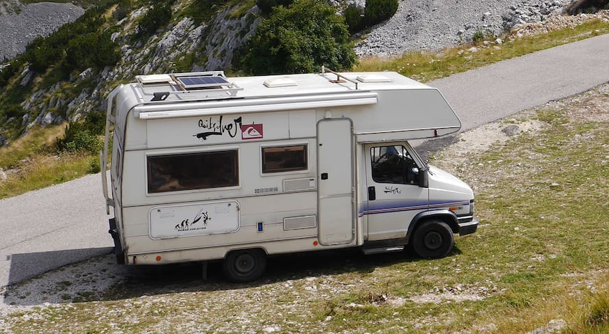 Motorhome Fiat Ducato (5 people) - 87euro/day