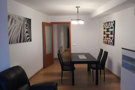 apartamento turistico - Les Borges Blanques - Huoneisto