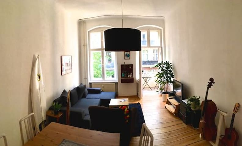 A lovely and cozy apartment in Berlin