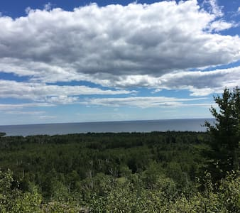 Penny's Peak with Panoramic Lake Superior Views - Hovland - Chalet