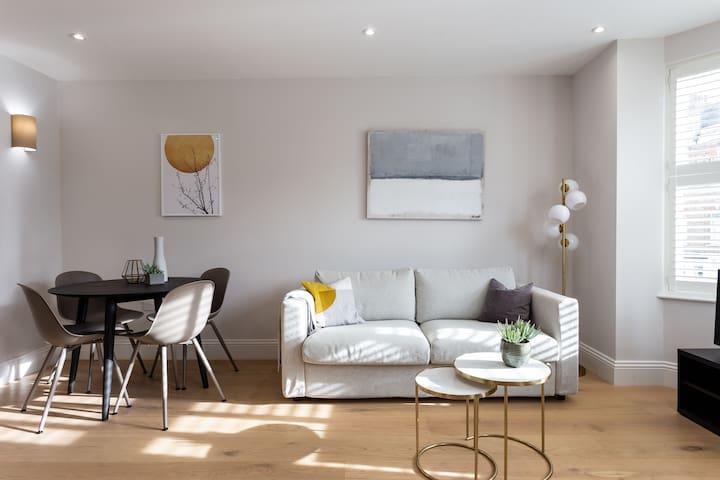 NEW-perfect premium 1bed Clapham/Battersea-LONDON