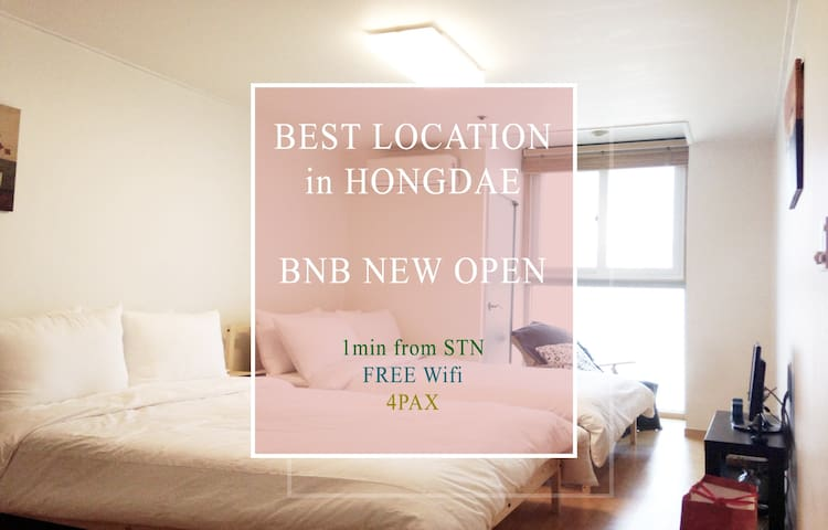 [BEST LOCATION] 5sec from STN, NEW OPEN@