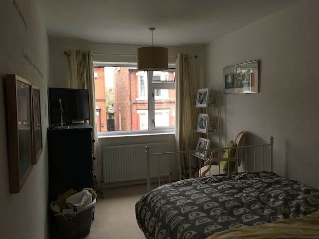 Double room, close to City, major sporting venues - West Bridgford - Huis