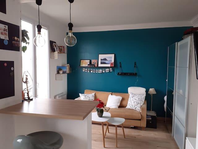 Studio proche de Paris