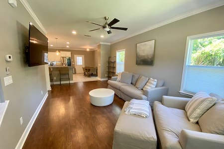 New Construction Home Steps From Historic Downtown