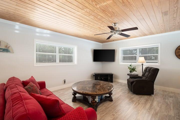 The Bait House a unique Long term rental