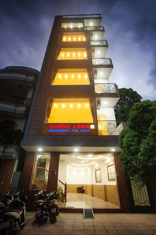 Hoang Long Apartment - 1bedroom - นาตรัง