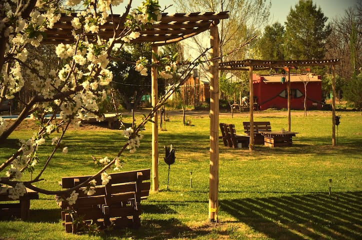 Hostel Rural Viejo Roble