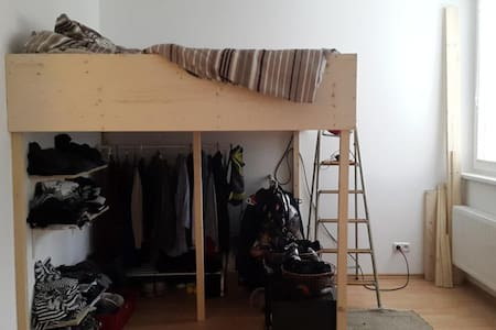 1 Room Apartment with balkony
