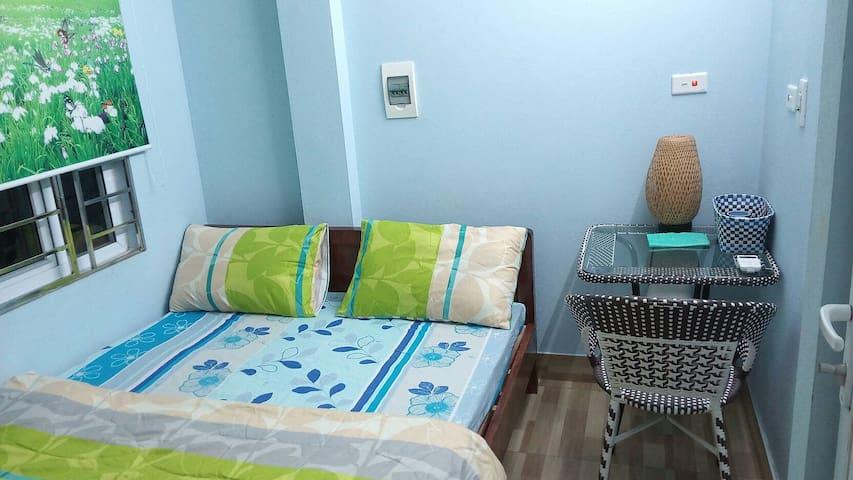 New room at Hanoi center