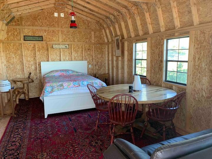 Buffalo Jump Cabins 20 Acre Escape