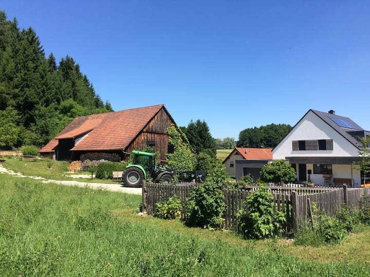 Holidays in the Franconian Switzerland (Bavaria)