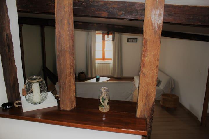 Au cœur du village médiéval de Lautrec