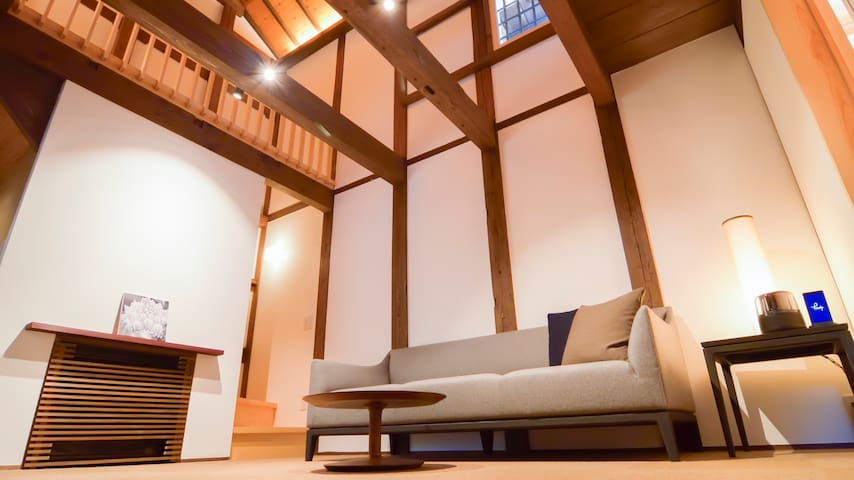Kamakura Luxury Hotel 鎌倉古今 102号室 / COCON room102
