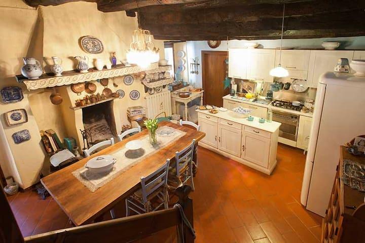 Antica casa di charme - Varese - House