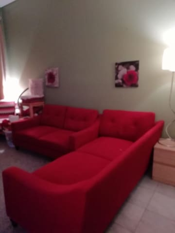 Good flat for rent in Fintas