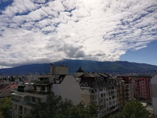 Kiril's spot: Sofia Home with a View