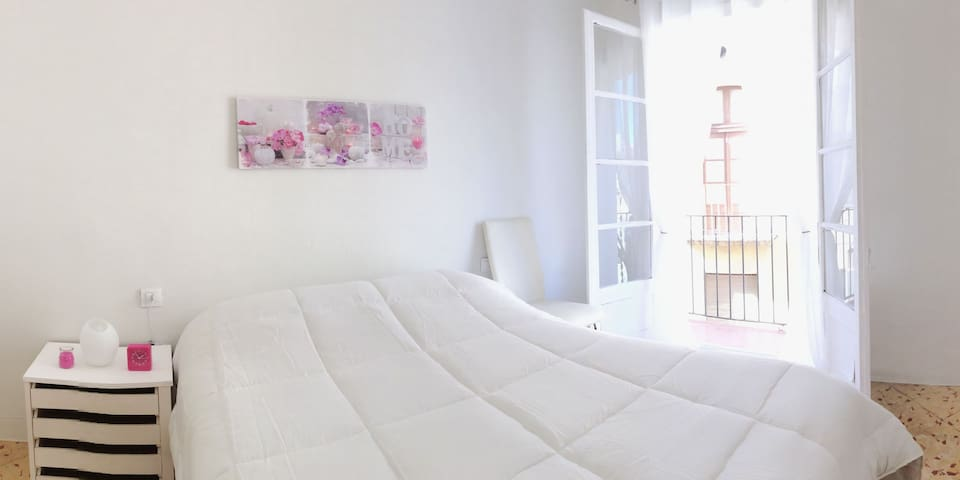 Bright apartment in the historic old city - Tarragona - Appartamento