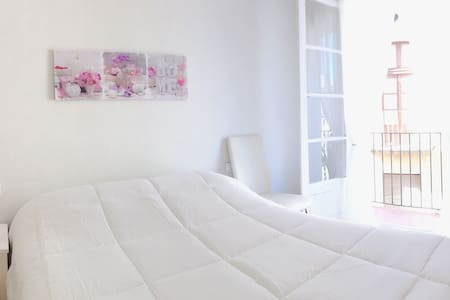 Bright apartment in the historic old city - 塔拉戈纳 - 公寓