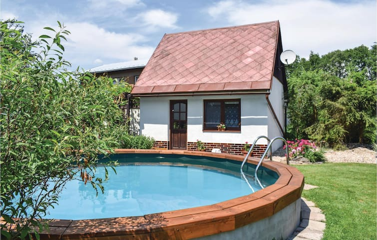 Holiday cottage with 1 bedroom on 30m² in Mlade Buky