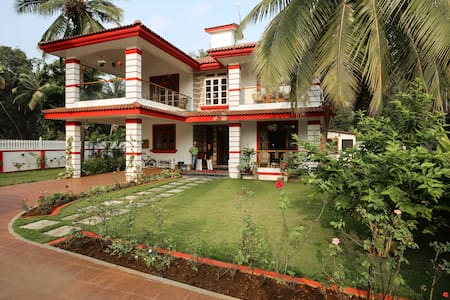 Villa with pvt Swimming pool, Colva - Colva - Villa