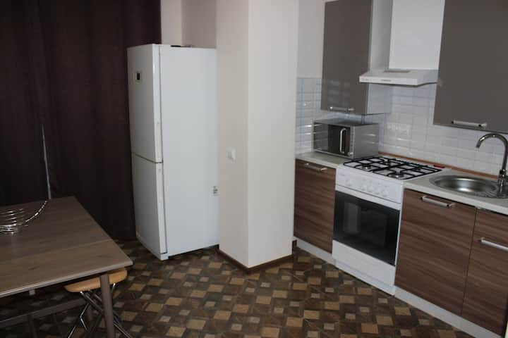 Комфортное жилье для всей семьи в центре Сочи