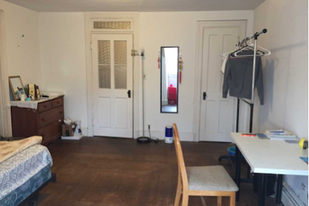 East rock, spacious room, 7/1-7/30! - New Haven - Apartment