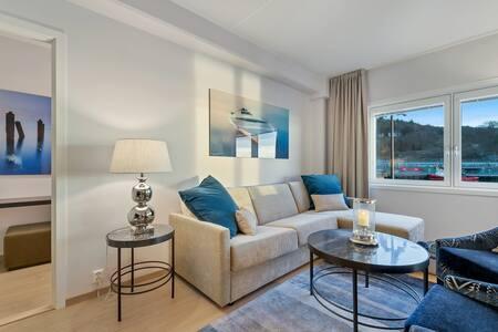 Seaside-Exclusive Apartment Oslo City.